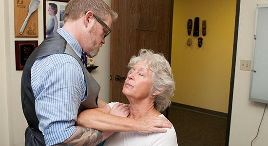 Senior Chiropractor Pasadena