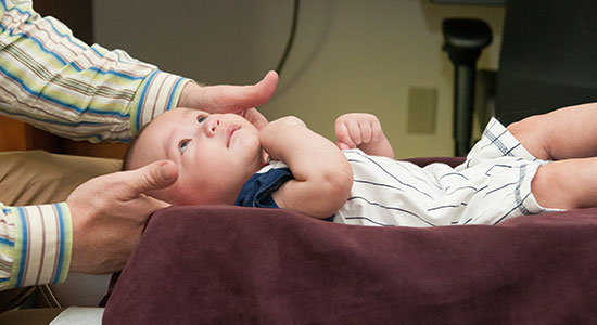 Baby Chiropractor Pasadena