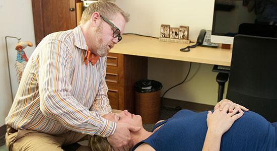Pasadena Prenatal Chiropractor